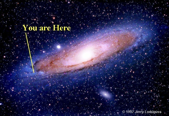 """You Are Here"""