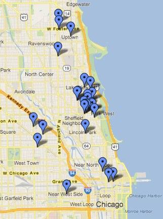 Dates - Google Maps