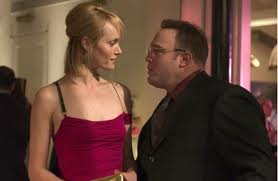 Amber Valletta and Kevin James (Hitch)