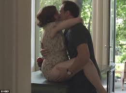 Lena Dunham and Patrick Wilson (Girls)